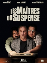 Friday April 17 @ 9:00pm - The Masters of Suspense