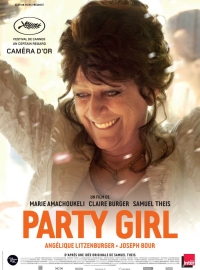 Sunday April 12 @ 4:00pm - Party Girl