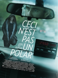 Saturday April 18 @ 8:00pm - Ceci N'est Pas un Polar